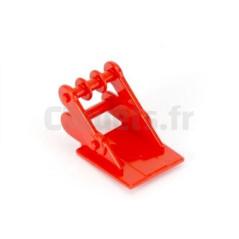 Plaque pour mini pelle Schaeff 02432