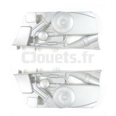 Enjoliveurs moteur Quad Polaris 700 12V Peg-Pérego PEG-PEREGO SPST8381KD/S