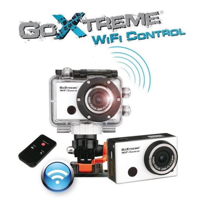 Caméra Sport Goxtreme WIFI Control Easypix 119,90 €