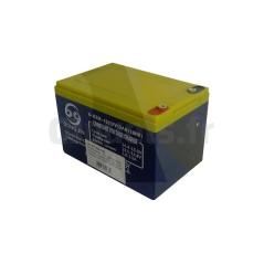 Batterie 12 Volts 12 Ah/10HR avec cosses spécifiques