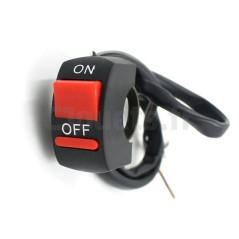 Interrupteur d'urgence marche/arret