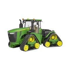 Tracteur John Deere 9620 Rx avec chenilles Bruder 04055