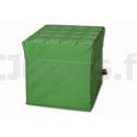 Siège et bac de rangement vert LEGO LEGO 4957435