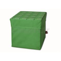 Siège et bac de rangement vert LEGO