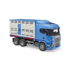 Camion bétaillère Scania Série-R Bruder 03549