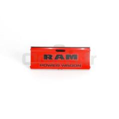 Hayon de benne pour Jeep Bruder RAM 2500 BRUDER (pièces) 43504