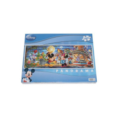Puzzle panorama Mickey Clementoni 91687