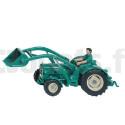 Tracteur 4R3 avec chargeur frontal Siku 3472 Siku Agricole