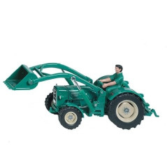 Tracteur 4R3 avec chargeur frontal Siku 3472