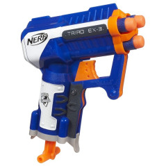 Nerf N-Strike Elite Triad Hasbro A1690E24 NERF A1690E24