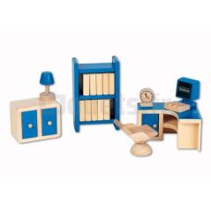Bureau pour maison de poupées BEEBOO BEEBOO 4603018