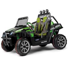 Polaris Ranger RZR 24 Volts Green Shadow, 2 places