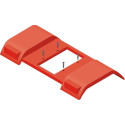 Garde boue arrière Rouge pour Tracteur Rolly Toys Farmtrac Remorques Rolly Toys