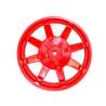 Enjoliveur de Roue rouge pour Polaris Ranger RZR 900 12 Volts Peg-Pérego
