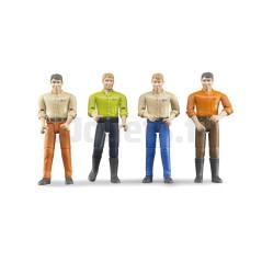 1 personnage Bruder modèles assortis BRUDER 8,90 €