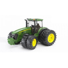 Tracteur John Deere 7930 avec roues jumelées BRUDER 03052