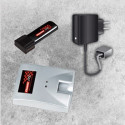Batterie LiPo 3,7 V 120 mAH + chargeur 5 V 550 mA Carrera RC 800015 CARRERA R/C 800015