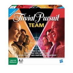 Trivial Pursuit Team 03692