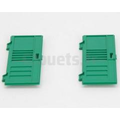 Portes latérales pour container BRUDER