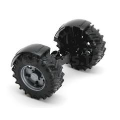 Essieu avant pour tracteurs BRUDER Deutz, Same, Lamborghini BRUDER (pièces) 43080