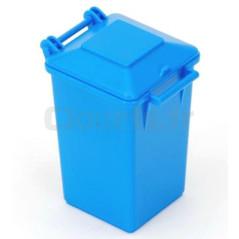 Poubelle bleue BRUDER