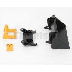 Godet et adaptateur pour pelleteuse BRUDER 02427 BRUDER (pièces) 42440