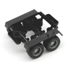 Chassis pour remorque Pöttinger BRUDER 02214