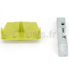 Adaptateur et contrepoids pour Faucheuse BRUDER 02218 Pièces BRUDER 02218