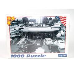 Puzzle Play time 172 route 66 1000 pièces