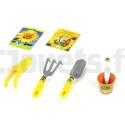 Kit de jardinage avec graines Kids garden de Klein 2684 KLEIN 13,95 €