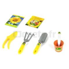 Kit de jardinage avec graines Kids garden de Klein 2684