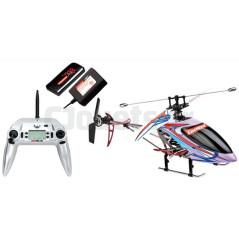 Hélicoptère Spider Fox 2,4 GHz Carrera RC 501006