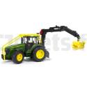 Tracteur forestier John Deere 7930 avec chargeur Bruder 03053 BRUDER 03053