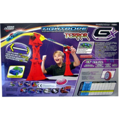 Piste Tightrope Terror Gx Racers 24782