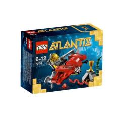 Le Mini Scooter des Profondeurs LEGO Atlantis 7976