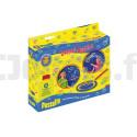 Double bulles de savon Pustefix 420869585 PUSTEFIX 420869585