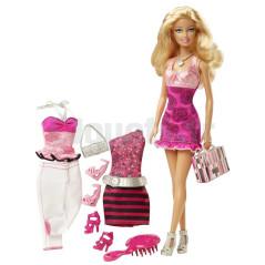 Poupée Barbie V8558 BARBIE V8558