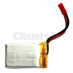 Batterie 3.7 V 850 mAh Li-Po Carrera RC 410095