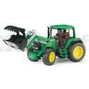 Tracteur John Deere 6920 avec chargeur BRUDER 02052