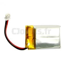 Batterie 3.7 V 150mAh Li-Po pour hélicoptère Carrera 501003, 501005, 500001, 500002 CARRERA R/C 370410064