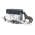 Van + cheval BRUDER 02028 BRUDER 19,90 €