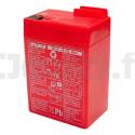 Batterie Feber 6 Volts 4,5Ah FEBER 800003104