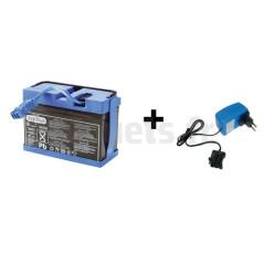 Batterie 12 Volts 8 Ah + chargeur 12V Peg-Pérego Accessoires