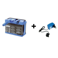 Batterie 12 Volts 8 Ah + chargeur 12V Peg-Pérego