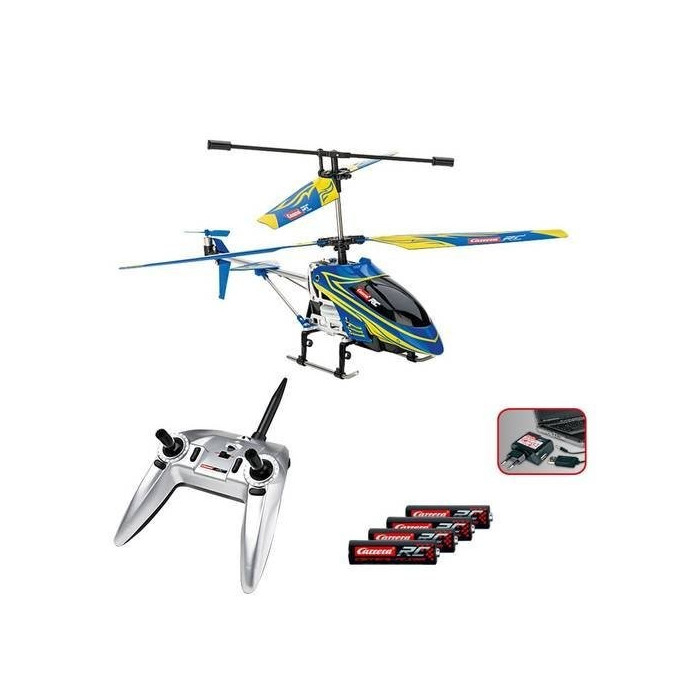 Hélicoptère Carrera R/C 501009 30 cm CARRERA R/C 79,90 €