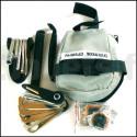 Kit réparation chambre air et outils vélo avec sacoche 2,50 €