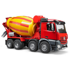Camion Toupie Béton Mb Arocs Bruder 03654