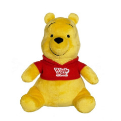Winnie l'ourson Peluche Sonore 20 cm Tomy 71854 TOMY 71854
