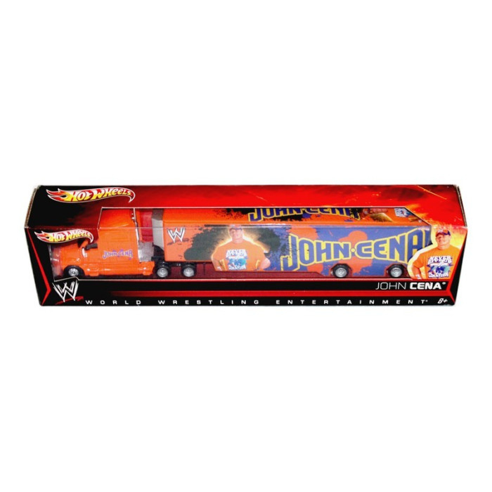 Tour Truck John Cena Hot Wheels V8433 HOT WHEELS V8433