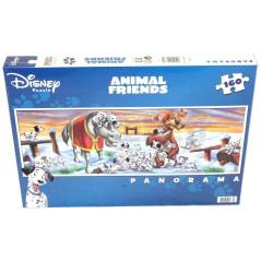 Puzzle disney Animal Friends panorama Clementoni 91687 CLEMENTONI 91687